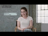 Game of Thrones Emilia Clarke Talks First Time Acting With a Dragon, Got Drunk