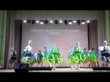 Хореографическая группа Народного Молодёжного Хора Русской Песни
