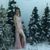 Анкета Мария Белорукова