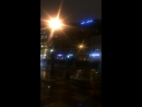 Вечерний Питер, уличный музыкант