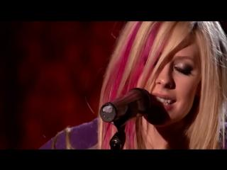 Avril Lavigne ☆ Nobodys Home ☆ Acoustic_live