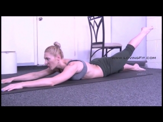 Для Мышц Внутренней И Задней Стороны Бедра Inner Outer Thighs