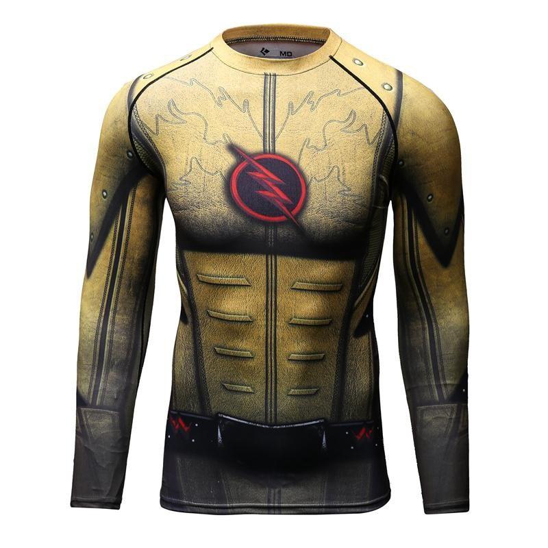 Спортивная футболка Reverse-Flash Обратный Флэш