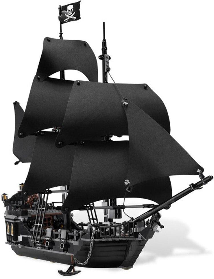 Lego корабль Черная Жемчужина