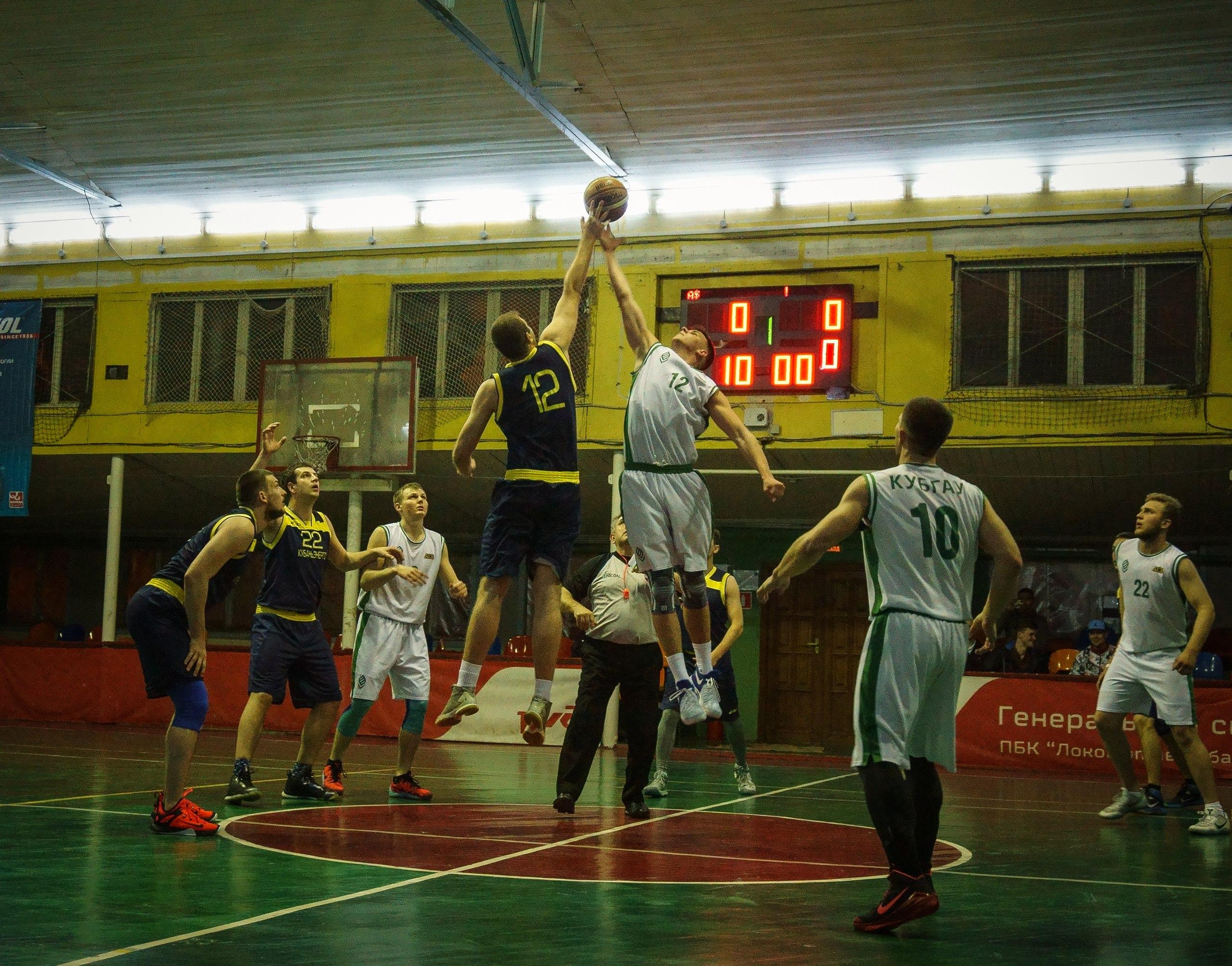 Плэй-офф лиги КАУБ 5х5
