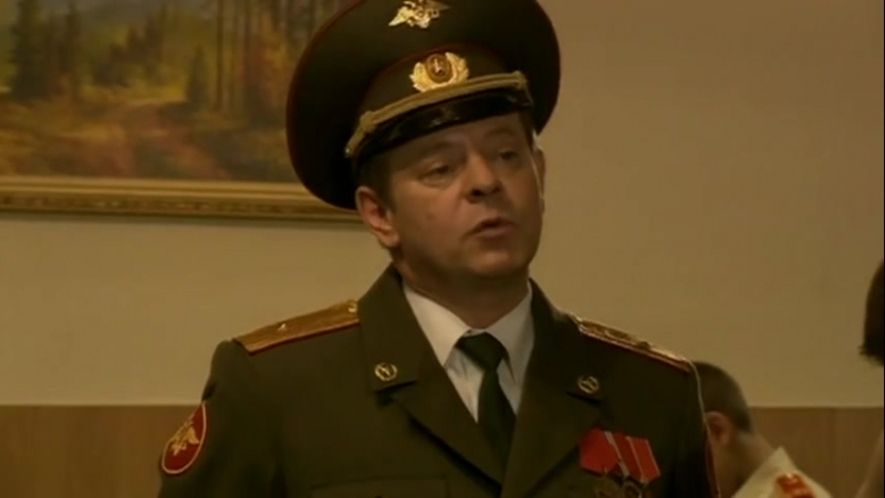 Кадетство - сезон 1 (серия 2)