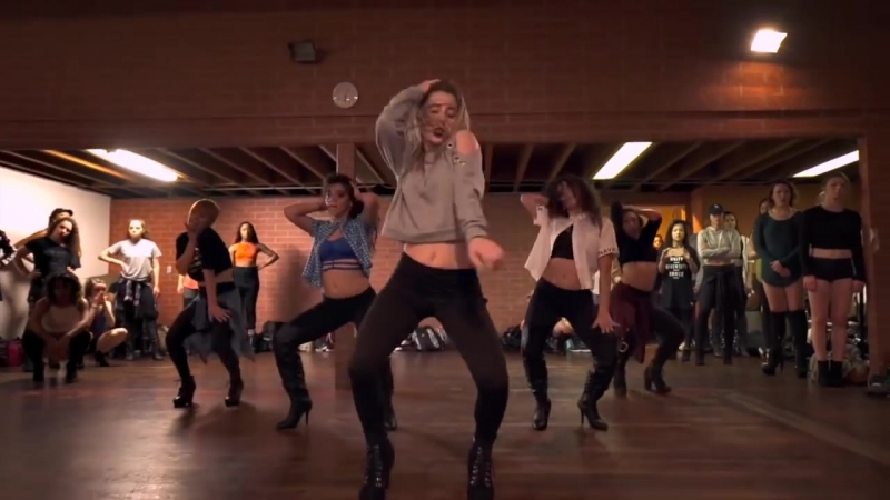 Incredible Heels Dance Routine to Meghan Trainor s No 10154036968574581 from Fac