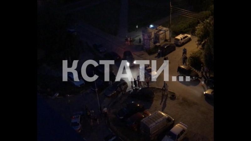 Шлагбаум раздора - стремление к обособленности обернулось соседской войной в Ленинском районе
