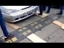 Российские дороги vs чотке посоны