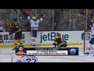 НХЛ On The Fly: Три звезды дня Янв 5, 2017