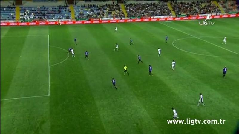 2013 - 2014 Sezonu - Kayseri Erciyesspor-Beşiktaş dakika 88 gol Hugo Almeida