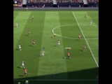 FIFA 18 — Новые движения