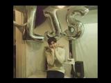 Ли Чжон Сок празднует  День Рождения! Lee jong suk birthday 2017