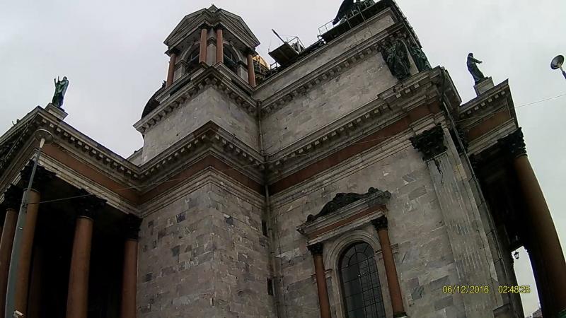 Исаакиевский собор. Санткт-Петербург. Виктор Тайпан