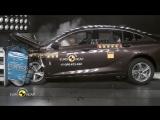 Краш-тест Opel Insignia