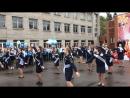 9 А класс танец на последний звонок