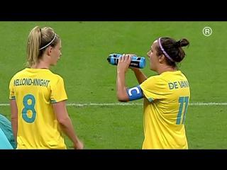 Помощь капитану, Рио-2016