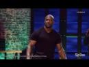 МИРОВЫЕ ЗВЁЗДЫ АРТ-ЭНЕРГЕТИКА - киноактёр и спортсмен Терри Крюс Terry Crews в телешоу Lip Sync Battle 2015, Spike TV, USA