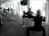 Фитнес после родов с Синди Кроуфорд комплекс A