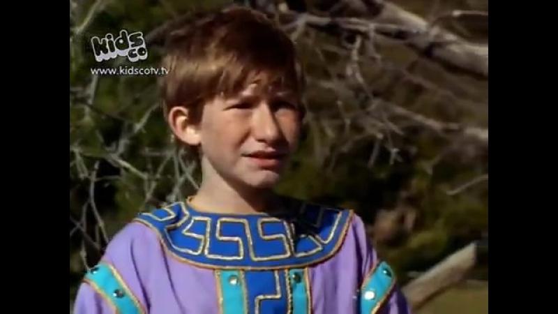 Приключение детей Крайола; Троянский конь ( 1997 США ) детский