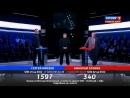 Поединок с Владимиром Соловьевым. Сергей Михеев vs. Николай Злобин 27.04.2017