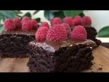 Шоколадный Торт за 10 минут Время для Выпечки (Сочный и Вкусный) _ Cake in 10 Mi