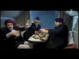 Верка Сердючка проводница часть 2 ( отрывок с мюзикла приключения верки сердючки 2006г)
