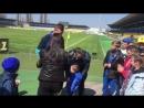 Ярмоленко на стадіоні в Олександрії