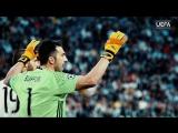Буффон: претендент на звание Лучшего футболиста года УЕФА