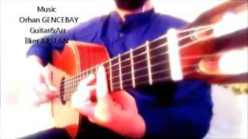 DOKUNMA Orhan Gencebay Turkish Flamenco Arabesque Music Enstrumantal Flamenko Pop Gitar ILKER ARSLAN