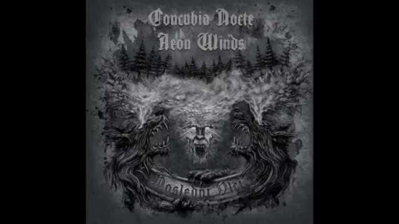 Concubia Nocte / Aeon Winds - Poslední Vlci (Full Split)