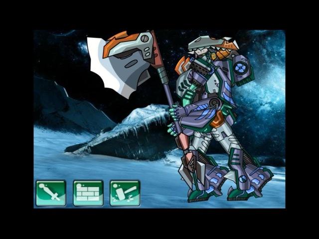 Assembel Dino Robot Mosasaurus Combine Super Robot Dino Robot Game