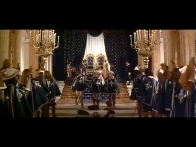 The Three Musketeers - All For Love
