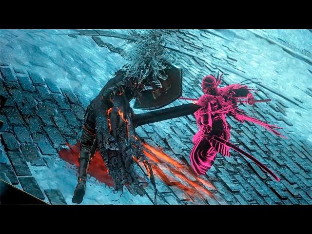 ПИРОМАНТ НА ПИРОМАНТА ► Dark Souls 3 Ashes of Ariandel 3