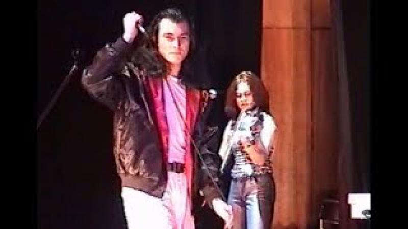 Концерт Игоря Талькова младшего НАДО ЖИТЬ в ЦДХ, 31 03 2002
