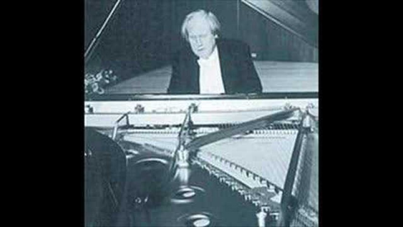 Grigory Sokolov plays Rameau's L'Egyptienne live