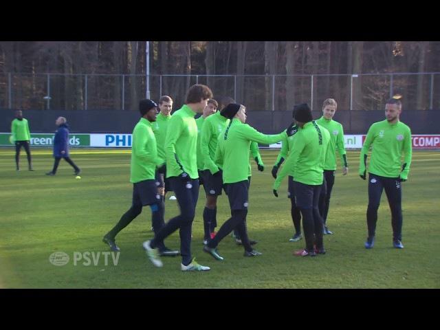 PSV overtuigd:`Wij gaan het redden`