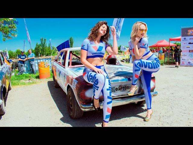 АвтоБитва 2017 Кант Бишкек Полигон Extreme