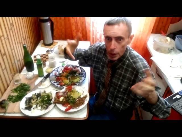 ПИЩА ГОСПОДА ПРОТИВ МУТАНТОВ! ДИЕТА ОТ 100 БОЛЕЗНЕЙ! Ужин В. Островского. (15)
