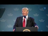 President Trump Gives Remarks to the National Convention of the American Legion