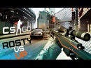 RostY play Faceit vs VP