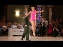 Jokubas Venckus Migle Klupsaite danceComp Wuppertal 2017 WDSF WO LAT solo J