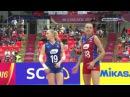 Волейбол. Гран-при 2016. Голландия - Россия. Матч за бронзу