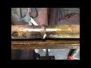 Сварка трубы малого диаметра