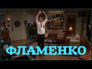 ШЕЛДОН ТАНЦУЕТ ФЛАМЕНКО / SHELDON DANCING FLAMENCO