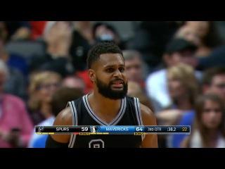 Обзор НБА Даллас Маверикс – Сан-Антонио Спёрс 01.12.16