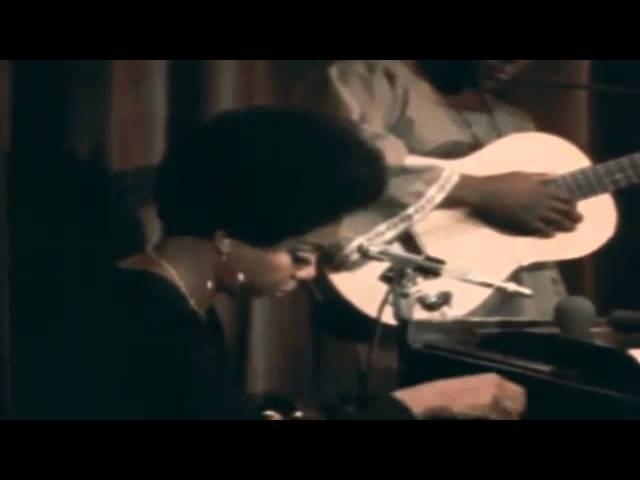 Nina Simone Black Is The Color Of My True Love's Hair