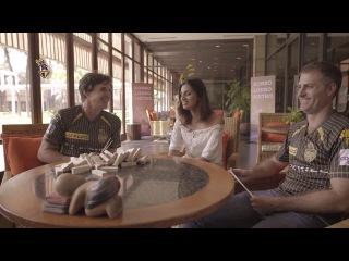 KKR Ka Boss Kaun | Episode 7 | Brad Hogg vs Simon Katich | Chopsticks Jenga