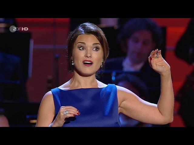 Una voce poco fa'. Rossini. ECHO Klassic 2016. Olga Peretyatko