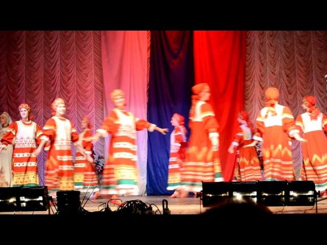 Танец Хоровод Роза